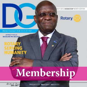 thumbnail of DG Magazine August 2016